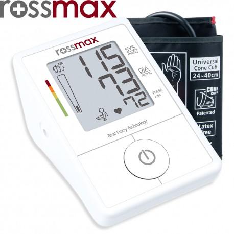 Žastinis kraujospūdžio matuoklis Rossmax X1