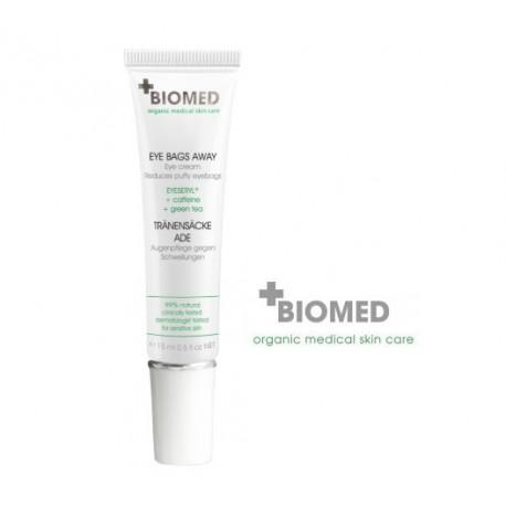 Paakių kremas nuo paburkimo BIOMED Eyebags away Cream