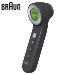 Bekontaktis termometras BRAUN BNT400 BLACK