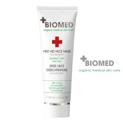 Pirmosios pagalbos veido kaukė BIOMED First Aid Facemask