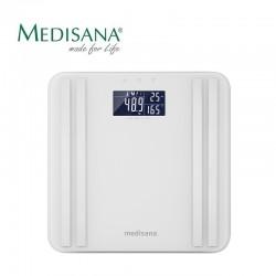 Kūno masę analizuojančios svarstyklės Medisana BS 465 White