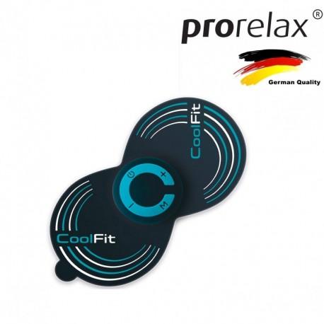 Mini EMS elekstrostimuliatorius - Prorelax CoolFit QuickFit