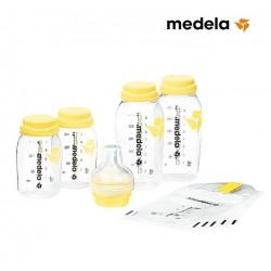 Rinkinys MEDELA Breastmilk (Store&Feed Set)