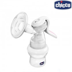 Rankinis pientraukis CHICCO Natural Feeling