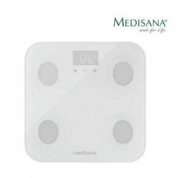 Kūno masę analizuojančios svarstyklės su Bluetooth ir WiFi funkcija Medisana BS 600 Connect