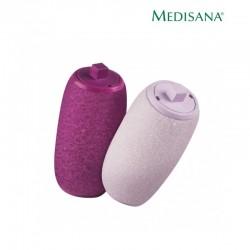 Volelių komplektas pėdų šveitikliui Medisana CR 860