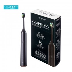 Elektrinis dantų šepetėlis VITAMMY Symphony Black
