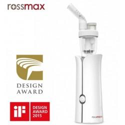 Nešiojamas kompresorinis inhaliatorius Rossmax NH60