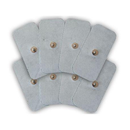 Limpantys elektrodų padukai Hydas TENS elektrostimuliatoriams (8vnt) - 1