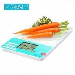 Virtuvinės dietinės svarstyklės VITAMMY Light - 1