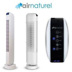 Besisukiojantis ventiliatorius AirNaturel FanTastic - 1