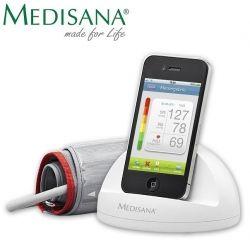 Žastinis kraujospūdžio matavimo modulis iOS įrenginiams Medisana iHealth - 1