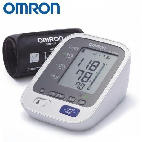 Žastinis kraujospūdžio matuoklis OMRON M6 Comfort - 1