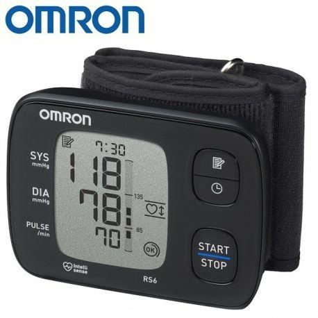 Riešinis kraujospūdžio matuoklis OMRON RS6 - 1